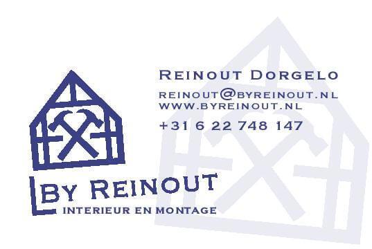 By Reinout interieur en montage
